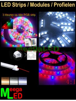 LED Strip / Module / Profiel