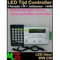 LED-Dimmer-Tijd-Controller-IR-Sensor