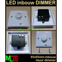 LED-Dimmer-Wand-Inbouw-230V-200W-Wit
