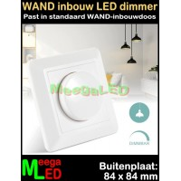 LED-Dimmer-Wand-Inbouw-230V-5W-Wit