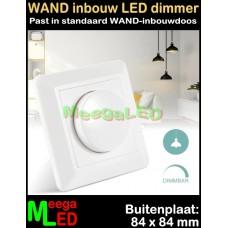 LED-Dimmer-Wand-Inbouw-230V-5W-Wit