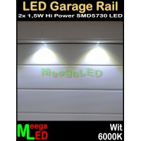 LEDgaragerail-2LED-40-80-cm