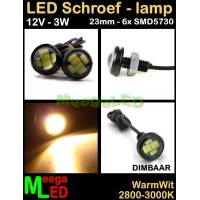 LED-Inbouwspot-Downlight-Mini-12V-3W-WW-M16-23mm-DB