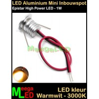 LED-Inbouwspot-Downlight-Mini-12V-1W-WW-M11-NDB