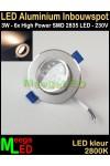 LED-Inbouwspot-R6L-3W-WW-NDB