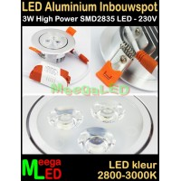 LED-Inbouwspot-Rb-3W-WW-NDB