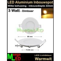 LED-Inbouwspot-Panel-Rond-Wit-3W-WW-DB