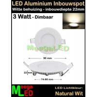 LED-Inbouwspot-Panel-Rond-Wit-3W-NW-DB