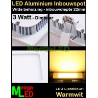 LED-Inbouwspot-Panel-Vierkant-Wit-3W-WW-DB