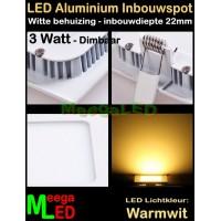 LED-Inbouwspot-Panel-Vierkant-Wit-3W-WW-DB