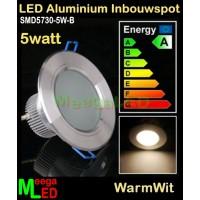 LED-Inbouwspot-Downlight-SMD5730-5W-WW-NDB
