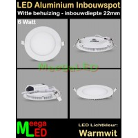 LED-Inbouwspot-Panel-Rond-Wit-6W-WW-NDB