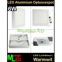 LED-Opbouwspot-Panel-VK-Wit-6W-WW-NDB