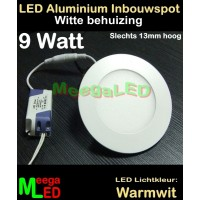 LED-Inbouwspot-Panel-Rond-Wit-9W-WW-NDB