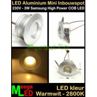 LED-Inbouwspot-Downlight-Mini-230V-3W-WW-M4-NDB