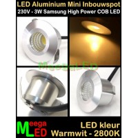 LED-Inbouwspot-Downlight-Mini-230V-3W-WW-M2-NDB