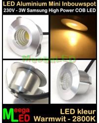 LED-Inbouwspot-Downlight-Mini-230V-3W-WW-M2-NDB