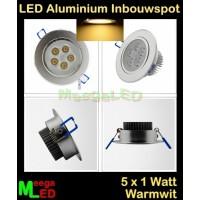 LED-Inbouwspot-Ra-5x1W-WW-NDB