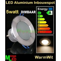 LED-Inbouwspot-Downlight-SMD5730-5W-WW-DB