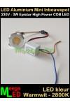 LED-Inbouwspot-Downlight-Mini-230V-3W-WW-M7-NDB
