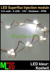 LED-module-Superflux-3LED-Wit-6000k