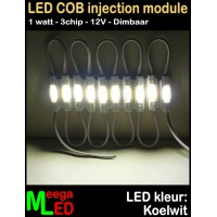 LED-module-COB-3chip-1W-Wit-6000K