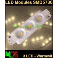 LED-module-SMD5730-3LED-Warmwit-2800k