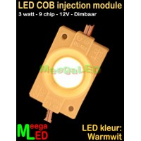 LED-module-COB-9chip-3W-Warmwit-2800K
