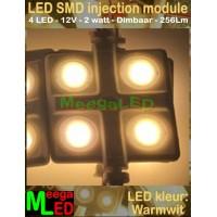 LED-module-SMD5730HL-4LED-Warmwit-2800k