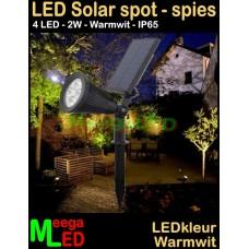 LED-Solar-Wand-Grond-Spot-4LED-2W-Warmwit