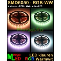 LED-strip-12V-SMD5050-60L-RGB-WW-4in1