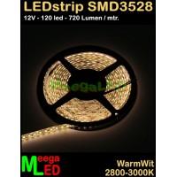 LED-strip-12V-SMD3528-120LED-Warmwit-2800k
