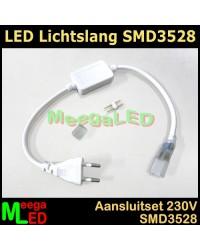 LED-strip-230V-Lichtslang-Aansluitset