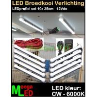 LED-Profiel-Rigid-Strip-SET-10x-25cm-Vogelkooi