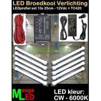 LED-Profiel-Rigid-Strip-SET-10x-25cm-TC420-Vogelkooi
