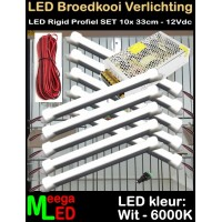 LED-Profiel-Rigid-Strip-SET-10x-33cm-Vogelkooi