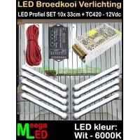 LED-Profiel-Rigid-Strip-SET-10x-33cm-TC420-Vogelkooi