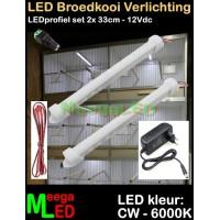 LED-Profiel-Rigid-Strip-SET-2x-33cm-Vogelkooi