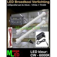 LED-Profiel-Rigid-Strip-SET-2x-33cm-TC420-Vogelkooi