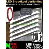 LED-Profiel-Rigid-Strip-SET-5x-33cm-TC420-Vogelkooi
