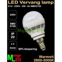 LED-E14-G45-lamp-230V-3W-PMMA-WW-2700K-NDB