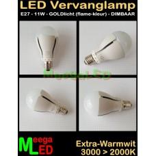 LED-E27-Lamp-Paulmann-11W-WW-Flame-DB