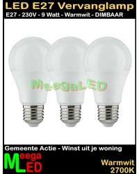 LED-E27-A60-Lamp-9W-WW-2700K-DB-3Stuk
