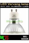 LED-GU10-spot-lamp-230V-3,5W-Wit