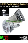 LED-GU10-spot-lamp-230V-3W-Wit