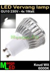 LED-GU10-spot-lamp-230V-4W-Wit