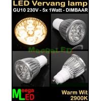 LED-GU10-spot-lamp-230V-5W-WW-DB