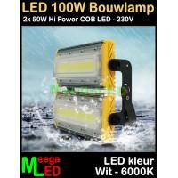 LED-Bouwlamp-Floodlight-COB-100W-Wit-6000k