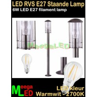 LED-RVS-E27-Buitenlamp-Tuinlamp-Staande-lamp-Marc