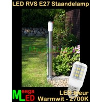 LED-RVS-E27-Buitenlamp-Tuinlamp-Staande-lamp-Sidney-80
